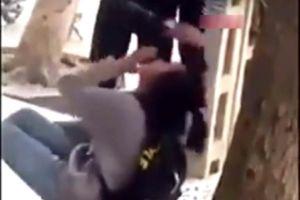 Đuổi học 1 năm nữ sinh đánh bạn dã man ở Thanh Hóa