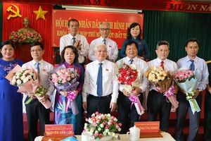 Thủ tướng phê chuẩn nhân sự UBND tỉnh Bình Phước