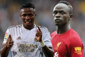 Real Madrid dùng Vinicius đổi lấy Mane