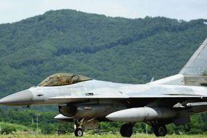 Hàn Quốc nâng cấp tiêm kích KF-16, sẵn sàng đối phó Triều Tiên