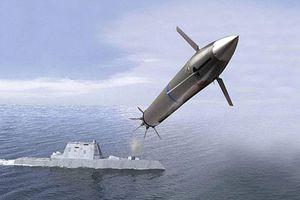 Vì sao Hải quân Mỹ buộc phải biến tàu chiến tàng hình Zumwalt thành khu trục hạm tên lửa?