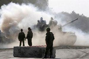 Kịch bản xe tăng của Nga vượt biên giới chặn Quân đội Thổ Nhĩ Kỳ