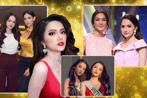 Hương Giang đọ sắc cùng 9 hoa hậu quốc tế: Nong Poy - Yoshi đẹp 'ngang ngửa', Lukkade - Cindy cũng khó dìm