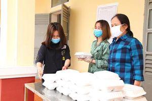 Đảm bảo an toàn thực phẩm cho công dân tại các khu cách ly tập trung