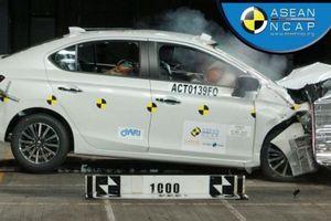 Honda City 2020 đạt an toàn 5 sao từ ASEAN NCAP