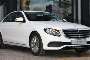 Giá xe ô tô Mercedes-Benz tháng 4/2020: Thêm phiên bản mới, giá tăng nhẹ