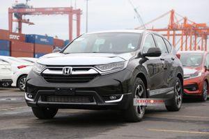 Giá xe ô tô Honda mới nhất tháng 4/2020: Ưu đãi cả trăm triệu