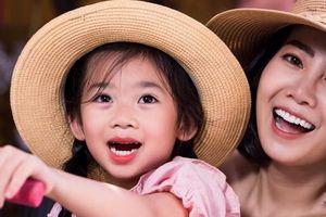 Bất ngờ danh tính người xin học bổng 100% của trường quốc tế cho con gái Mai Phương