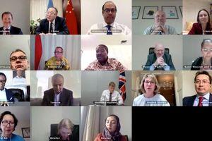 Hội đồng Bảo an thảo luận trực tuyến về tình hình Afghanistan