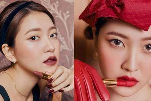 Thành 'con ghẻ quốc dân' vì ngoại hình, em út Red Velvet khiến không ít người phải nghĩ lại nhờ visual trong bộ ảnh mới