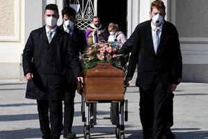 COVID-19 Ý: Số người chết thấp nhất trong 6 ngày