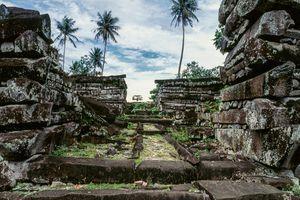 Thành phố cổ từ đá bazan bí ẩn tồn tại suốt 800 năm