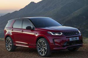 Land Rover Discovery Sport 2020 ra mắt tại Thái Lan, giá 114.000 USD
