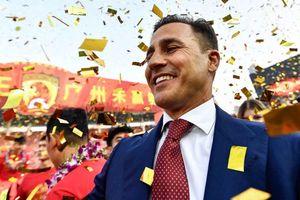 Cannavaro muốn dẫn dắt Real sau thành công ở Trung Quốc