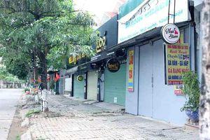 Sóc Sơn giám sát chặt việc tạm dừng hoạt động 3.315 cơ sở kinh doanh