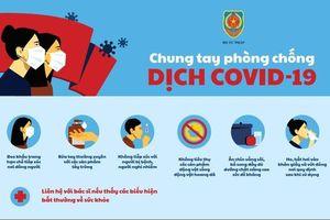 Tiếp tục đẩy mạnh thông tin truyền thông về phòng chống COVID-19