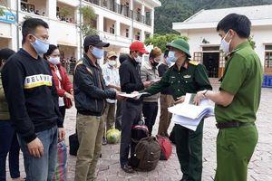 Nghệ An: 300 công dân hoàn thành cách ly 14 ngày