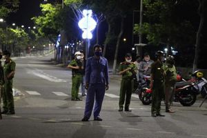 Đà Nẵng: Truy đuổi nhóm đua xe, hai chiến sĩ cảnh sát hy sinh