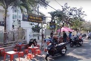 Hình ảnh xấu tại Nhà văn hóa Lao động tỉnh Bình Định