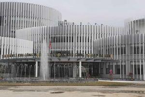 Hoàn thành trụ sở BQL khu công nghệ cao và các khu công nghiệp Đà Nẵng