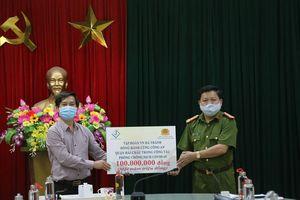 VN Đà Thành hỗ trợ hơn 4,5 tỷ đồng phòng chống dịch