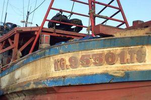 Ngộ độc hầm cá trên biển, 1 người chết, 3 ngư dân nguy kịch