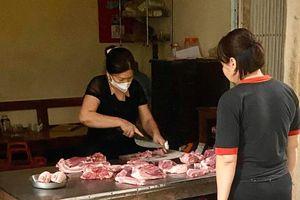 Lợn hơi giảm, thịt đến tay người tiêu dùng vẫn cao