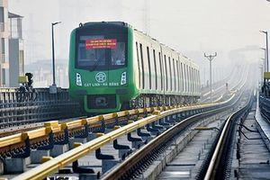 'Nghiệm thu có điều kiện' để đưa vào vận hành đường sắt Cát Linh-Hà Đông