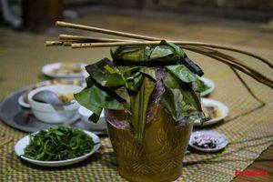 Rượu cần - Nét văn hóa đặc sắc nơi rẻo cao Thanh Hóa