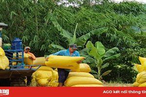 Cơ hội cho nông nghiệp
