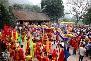 Kỷ niệm 1052 năm Nhà nước Đại Cồ Việt Nhà nước Đại Cồ Việt thời Đinh
