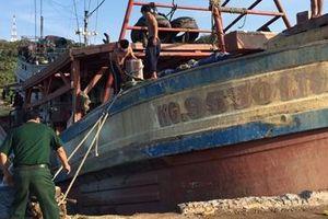 Ngộ độc khí trên tàu cá, 1 người chết, 5 người đang nguy kịch