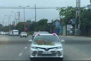 Sở Y tế Hà Tĩnh tạm đình chỉ công tác PGĐ BVĐK huyện Hương Khê