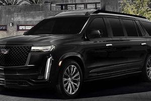Cadillac Escalade 2021 bản độ Lexani Motorcars siêu sang