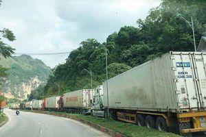 Trung Quốc không cho người một số địa phương của Việt Nam giao nhận hàng hóa tại cửa khẩu