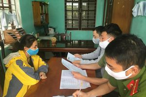 Ninh Bình: Xử phạt cô gái tung tin đóng cửa công ty vì có bệnh nhân từ ổ dịch Bạch Mai về