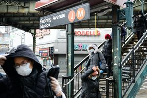 New York có 'ngày chết chóc nhất', số ca tử vong gần bằng vụ 11/9