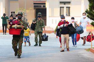Thừa Thiên Huế: 360 công dân trở về từ Lào hoàn thành thời gian cách ly