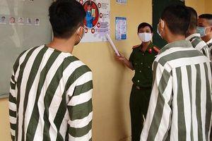 Chỉ đạo công tác kiểm sát tại các trại giam, trại tạm giam, nhà tạm giữ