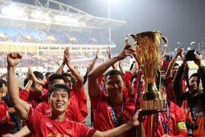 Xem lại siêu phẩm của tuyển Việt Nam khiến 'chảo lửa' Bukit Jalil chết lặng ở chung kết lượt đi AFF Cup 2018
