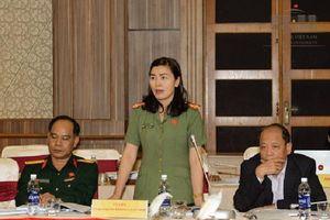 Biết gì về nữ thiếu tướng Nguyễn Thị Xuân - Ủy viên TT Ủy ban An ninh và Quốc phòng QH