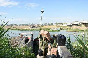 Bộ đội Biên phòng An Giang thu giữ 2.500 gói thuốc lá nhập lậu