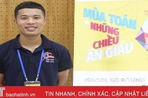 Nam sinh 9x Hà Tĩnh công bố nghiên cứu Toán học trên tạp chí quốc tế