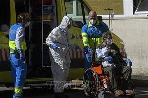 Tây Ban Nha và Iran tiếp tục ghi nhận số ca tử vong tăng cao do dịch COVID-19