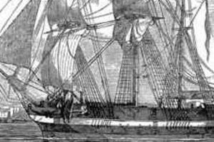 Sự thật về xác tàu 'ăn thịt người' tại Bắc Cực