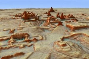 Có thể phát hiện cổ vật chưa khai quật nhờ bản đồ 3D?