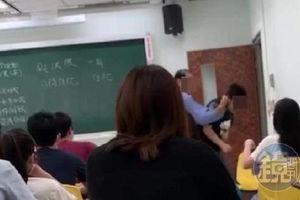 Thầy giáo 'xử lý' sinh viên ngay trên bục giảng chỉ vì chế giễu môn võ Vịnh Xuân Quyền