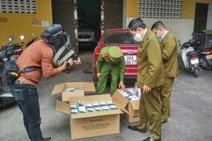 Bắc Giang: Tạm giữ 7.000 khẩu trang y tế kháng khuẩn