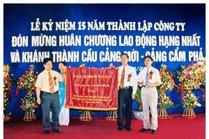 Công ty Kho vận và Cảng Cẩm Phả - 30 năm một chặng đường tự hào