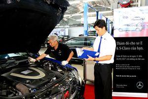 Tới lượt Mercedes-Benz tạm dừng sản xuất tại Việt Nam vì Covid-19